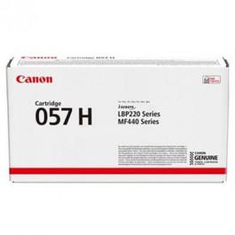 Canon 057H / 3010C002 svart XL toner - Original