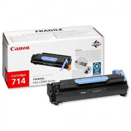 Canon 714 / 1153B002 svart toner - Original