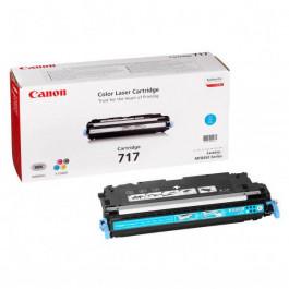 Canon 717C / 2577B002 cyan toner - Original