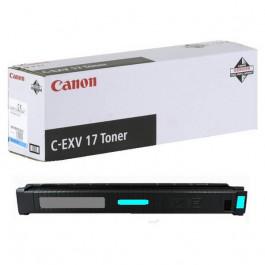 Canon C-EXV 17 / 0261B002 cyan toner - Original