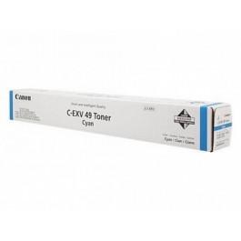 Canon C-EXV 49 / 8525B002 cyan toner - Original