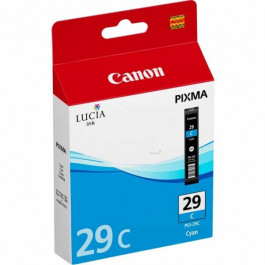 Canon PGI-29C / 4873B001 cyan bläckpatron - Original