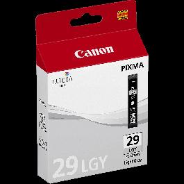 Canon PGI-29LGY / 4872B001 lys grå bläckpatron - Original