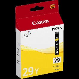 Canon PGI-29Y / 4875B001 gul bläckpatron - Original