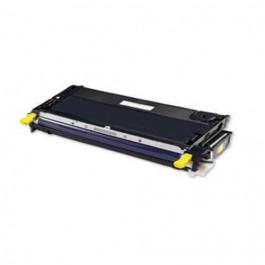 Dell M803K / 593-10371 gul toner - Kompatibel