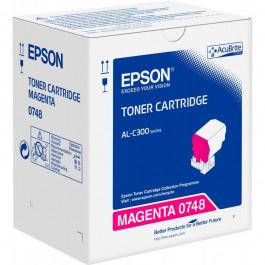 Epson 0748 / C13S050748 magenta toner - Original
