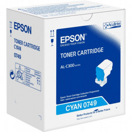 Epson 0749 / C13S050749 cyan toner - Original