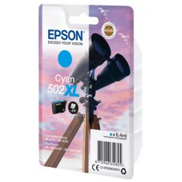 Epson 502XLC / C13T02W24010 cyan XL bläckpatron - Original