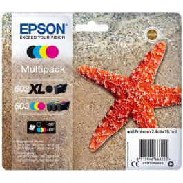 Epson 603XL/603 / C13T03A94010 XL rabatt - Original