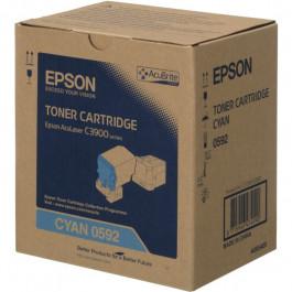 Epson C3900 / C13S050592 cyan toner - Original