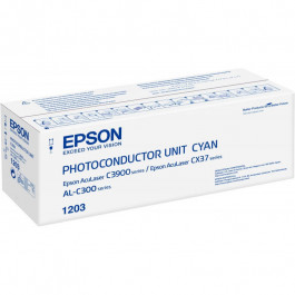 Epson C3900 / C13S051203 cyan trumma - Original