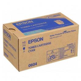 Epson C9300 / C13S050604 cyan toner - Original