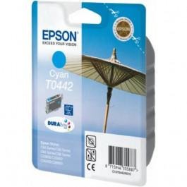 Epson T0442 / C13T044240 cyan bläckpatron - Original