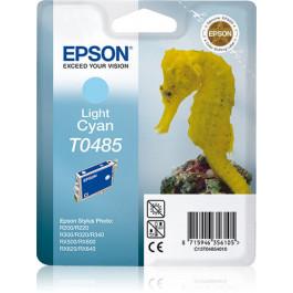 Epson T0485 / C13T04854010 lys cyan bläckpatron - Original