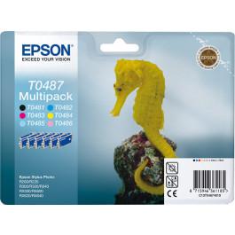 Epson T0487 / C13T04874010 rabatt - Original