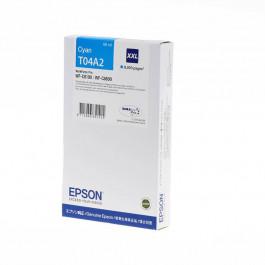 Epson T04A2 / C13T04A240 cyan XXL bläckpatron - Original