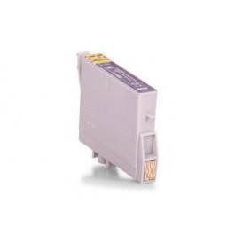 Epson T0541 / C13T05414010 foto sort bläckpatron - Kompatibel