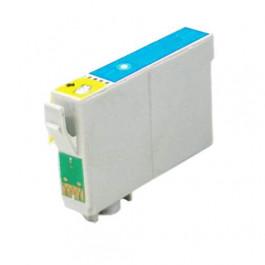 Epson T0552 / C13T05524010 cyan bläckpatron - Kompatibel