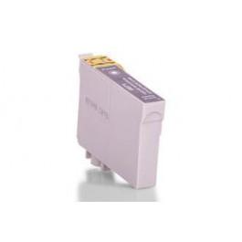 Epson T0871 / C13T08714010 foto sort bläckpatron - Kompatibel