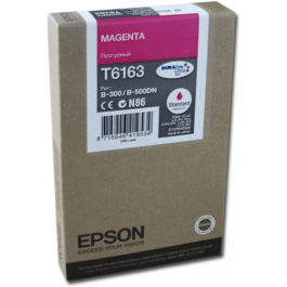Epson T6163 / C13T616300 magenta bläckpatron - Original