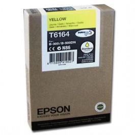 Epson T6164 / C13T616400 gul bläckpatron - Original