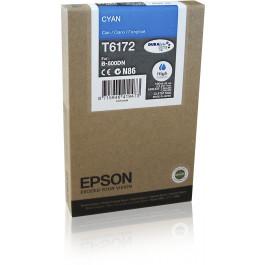 Epson T6172 / C13T617200 cyan XL bläckpatron - Original