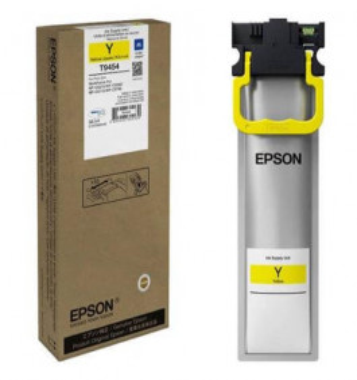 Epson T9454 / C13T945440 gul XL bläckpatron - Original