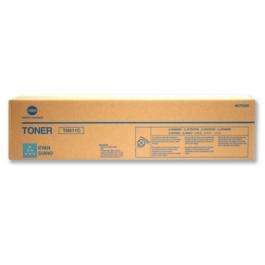 Konica Minolta TN-611C / A070450 cyan toner - Original