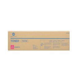 Konica Minolta TN-611M / A070350 magenta toner - Original