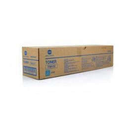 Konica Minolta TN-612C / A0VW450 cyan toner - Original
