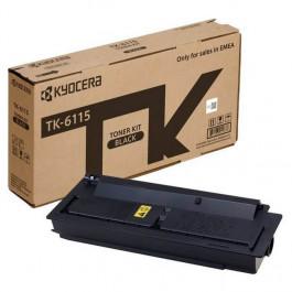 Kyocera TK6115 / 1T02P10NL0 svart toner - Original