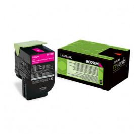 Lexmark 802XM / 80C2XM0 magenta XXXL toner - Original