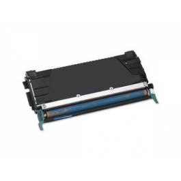 Lexmark C5242CH cyan XL toner - Kompatibel