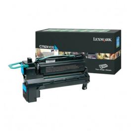 Lexmark C792X1CG cyan XL toner - Original