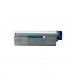 Oki 43487711 cyan toner - Kompatibel