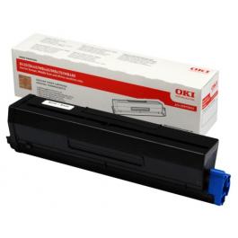 Oki 43979202 svart XL toner - Original