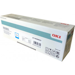 Oki 46490623 cyan toner - Original