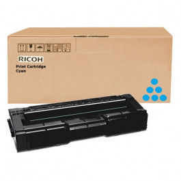 Ricoh TYPE SPC 310 HE / 406349 cyan toner - Original
