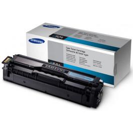 Samsung CLT-C504S / SU025A cyan toner - Original