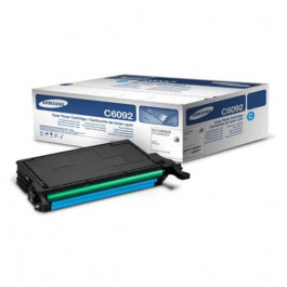 Samsung SU082A / CLT-C6092S cyan XL toner - Original