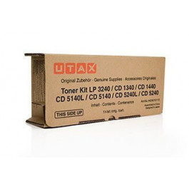 UTAX LP3240 / 4424010010 / 4424010110 svart toner - Original