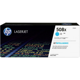 Hp CF361X cyan XL toner - Original