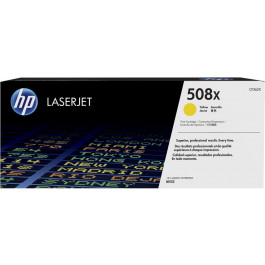 Hp CF362X gul XL toner - Original