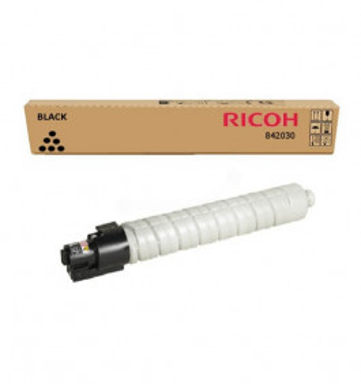 Ricoh DT3000 BK / 842030, 884946, 888540, 888640 svart  toner - Original