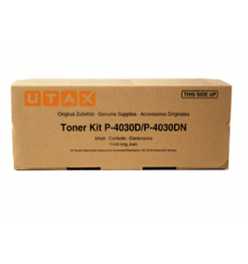 UTAX 4434010010 svart  toner - Original